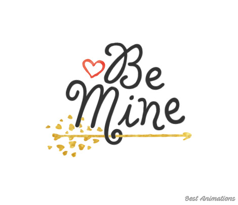 Be Mine Art