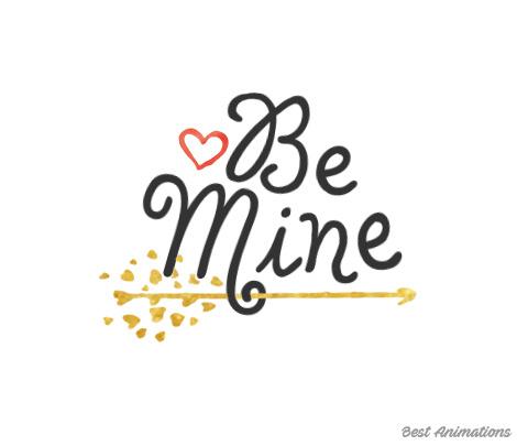 Be Mine Art